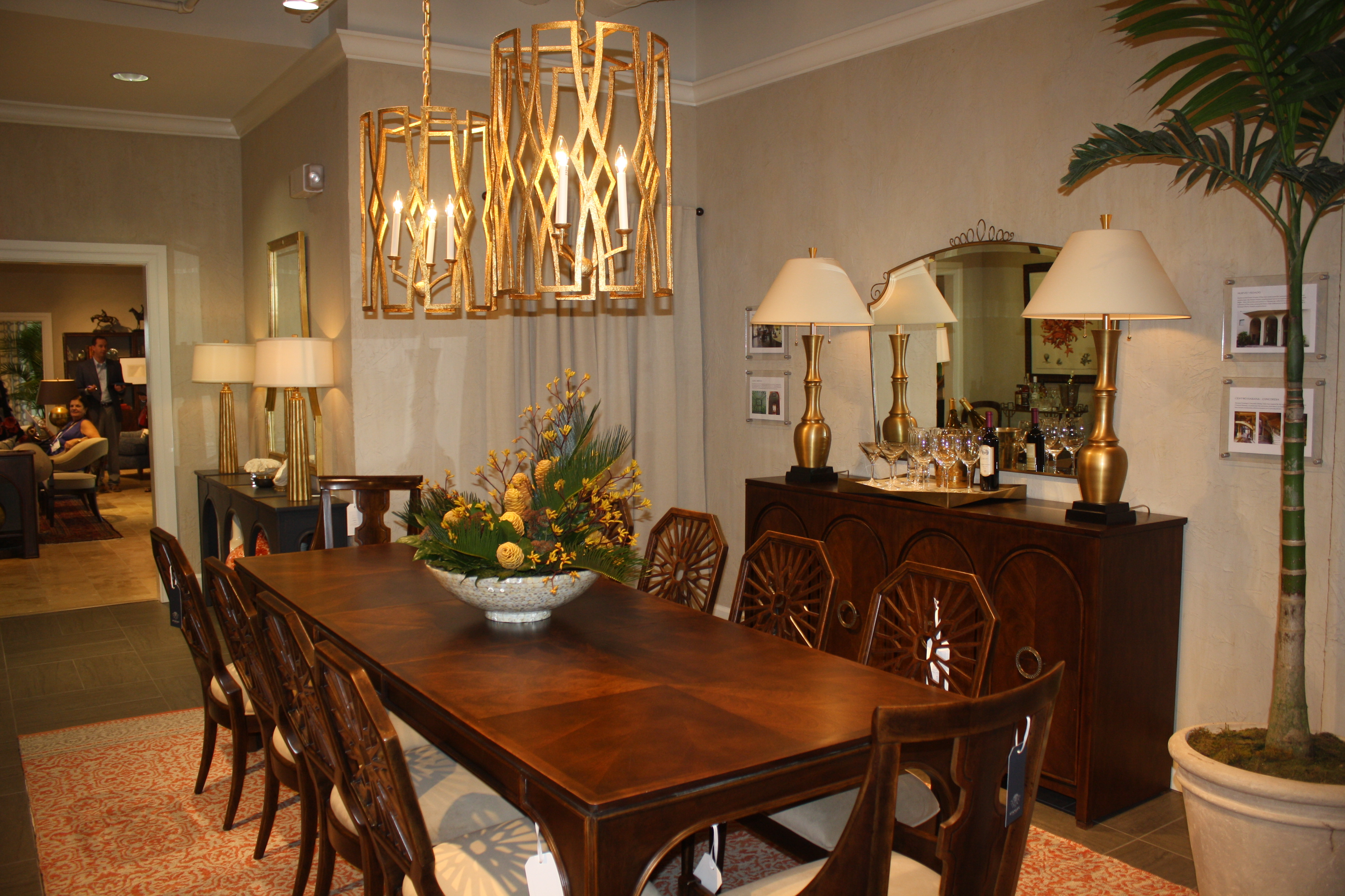Stanley Furniture Hosts Meyer Lansky II To Celebrate Havana Crossing  Introduction At Fall High Point Market