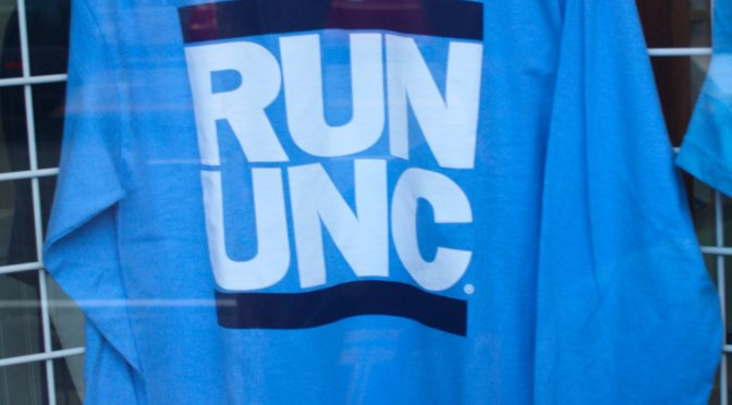 Nothing Could Be Finer than Carolina Being In The Final Four. #Tarheels17 #CHAMPIONS