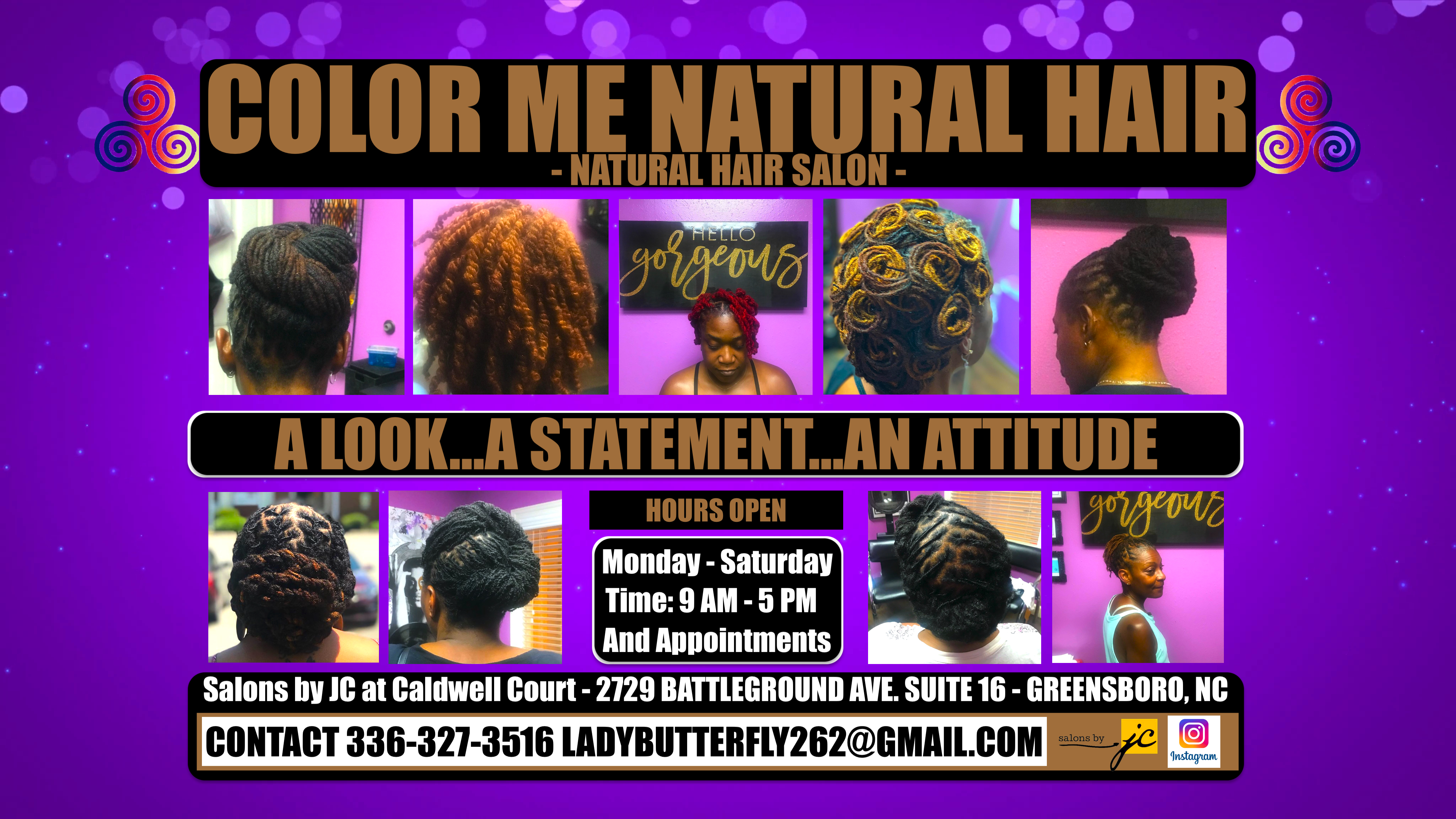 Color Me Natural - Vegan Val Nappy By Nature